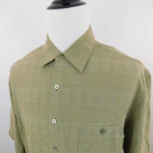 Tori Richard Hawaiian Shirt Men's Short Sleeve